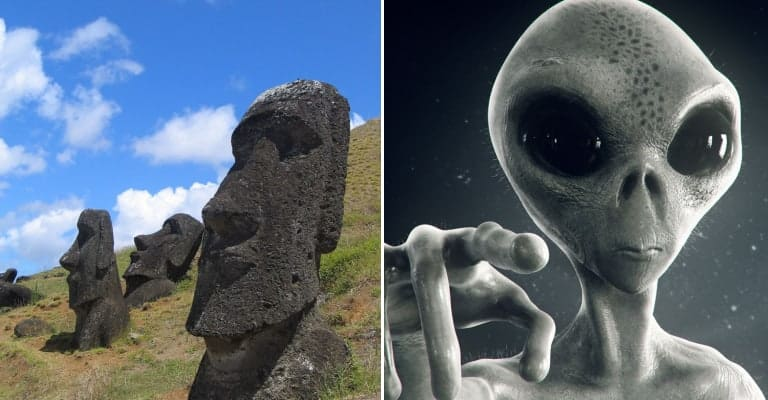 17 Structures From History That Some People Claim Ancient Aliens Are
