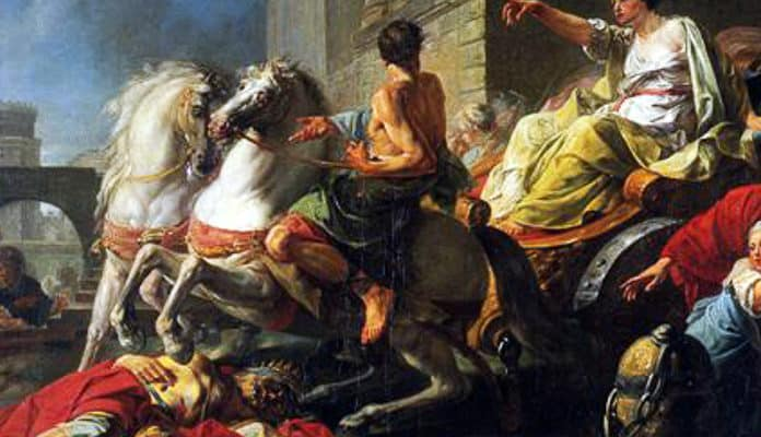 20 Chilling Cases of Patricide and Matricide from History