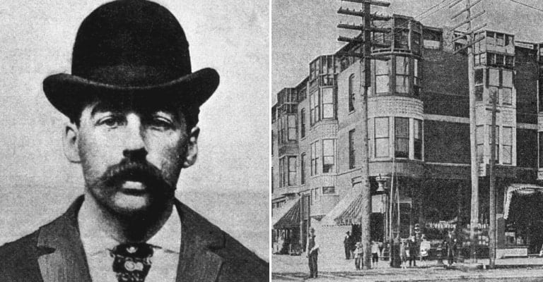 18 Facts Most People Didn't Know about H. H. Holmes