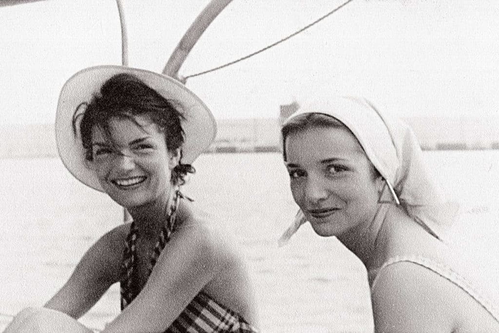 Jackie Kennedy and Lee Radziwill had it all growing up c2a730b11