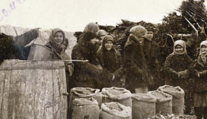 The Soviet Union's Great Famine was one of History's Greatest Man-Made Disasters