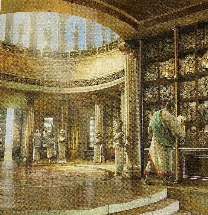 These Ancient Libraries Would Make Any Book Lover Drool