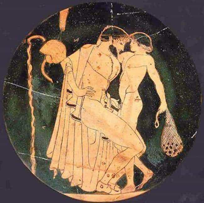 Ancient Greece, 500 – 400 BC (kind of)
