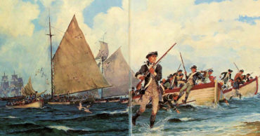 The Origins and Birth of the United States Marine Corps