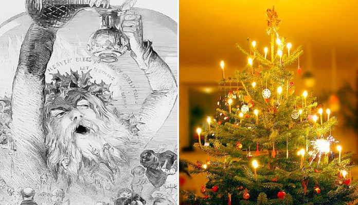 16 Pagan Christmas Traditions that People Mistakenly Credit to Christianity