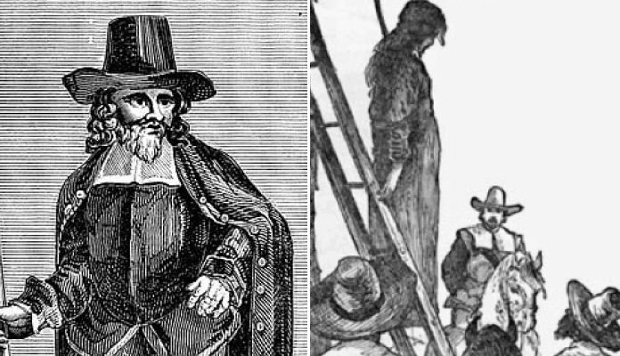 The Macabre Career of Witch Finder General Belonged to this Scheming Man in the 17th Century