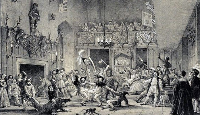 The Time Oliver Cromwell and the Puritans Declared War on the English Christmas