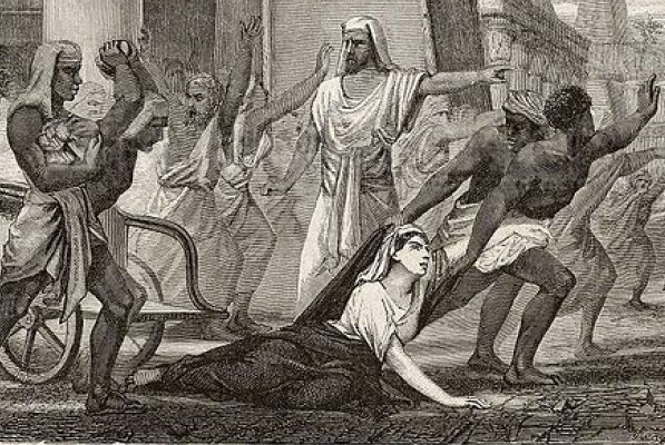One of History's Greatest Minds, Hypatia, was Brutally Disposed of for being a Woman with too Much Power