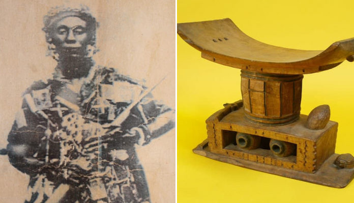This African Queen Fought the British Empire in the War of the Golden Stool