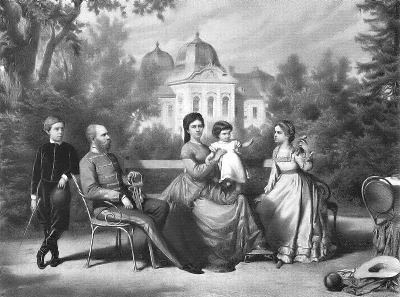The Eccentric Elisabeth of Bavaria Married Into the Infamous