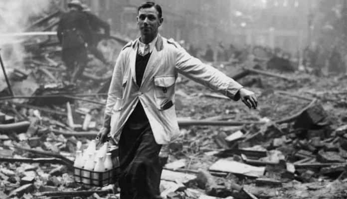 The Terror of the London Blitz Revealed as Much More Complicated Than Previously Believed