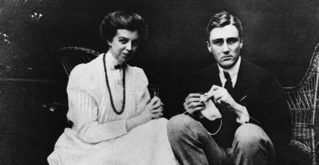Why did fdr marry eleanor