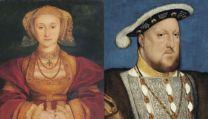 """Henry VIII's """"Ugly"""" Wife Ended Up Having The Last Laugh"""