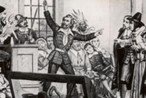 This was the European Witch Craze that Fueled the Salem Witch Trials