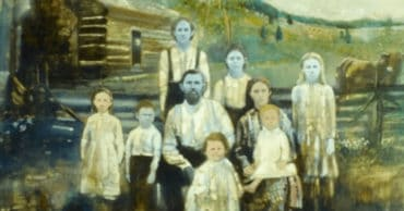 The Fugate Family of Kentucky Had Blue Skin For Generations
