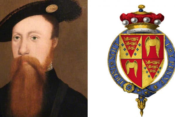 40 Facts About the Tudor Era's Creepiest Courtier, Thomas Seymour