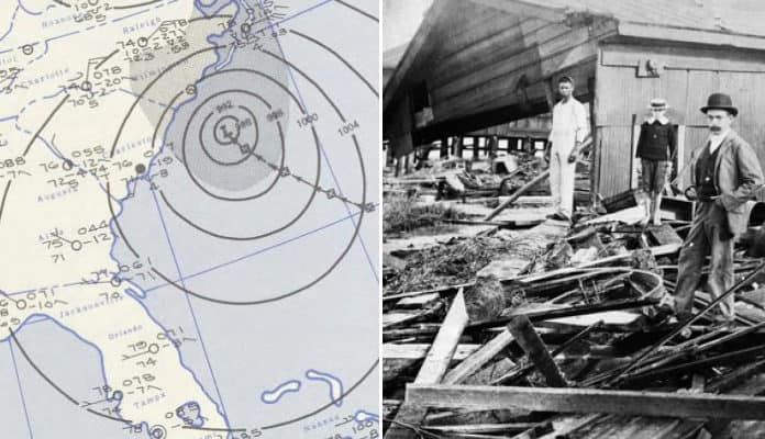 The 20 Deadliest Atlantic Hurricanes to Ever Hit the United States