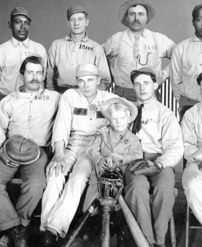 In 1910, Death Row Inmates Played Baseball For Their Lives