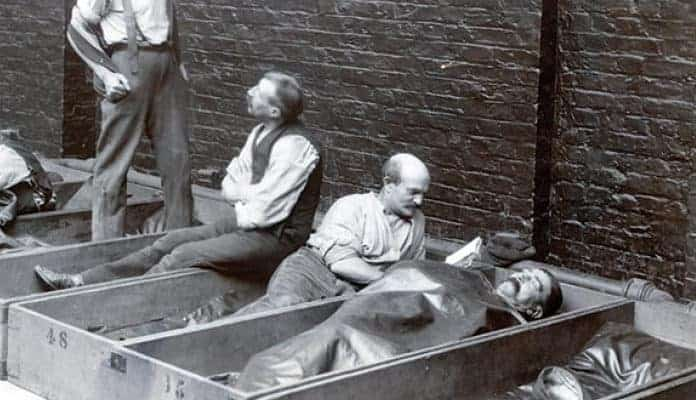 Grim Realities of Life in London's 19th Century Slums