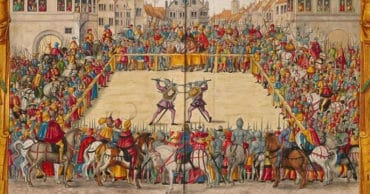 16 Brutal Realities of Trial By Combat Fighting Throughout History