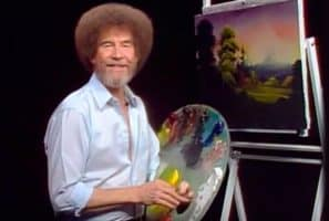 40 Fun Facts About Bob Ross and His Happy Little Trees