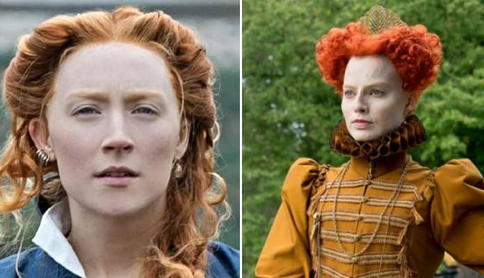 These Embarrassing Historical Mistakes in the Movie Mary, Queen of Scots Made People Angry