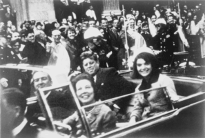 This is What Happened Immediately After JFK's Assassination