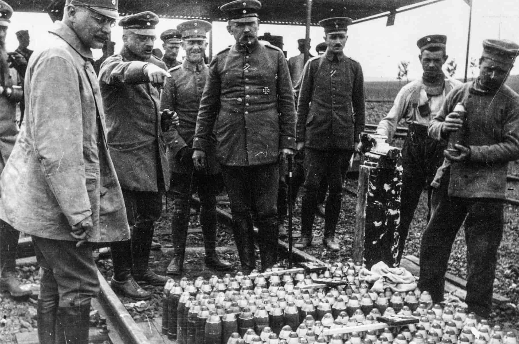 Fritz Haber, the Monster Who Made the Modern World Possible