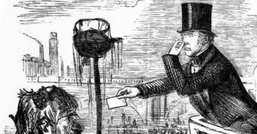 18 Bizarre Facts About the 1858 Great Stink of London