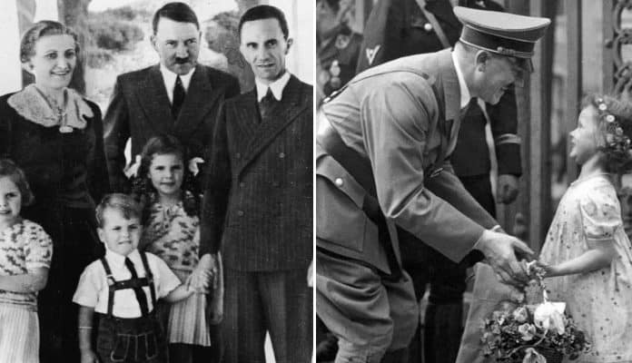 The Sad Story of Hitler's Favorite Children
