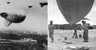 D-Day's Black Barrage Balloon Operators and Other Lesser Known WWII Facts