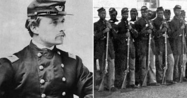 Robert Gould Shaw Led this Contentious All Black Regiment During the Civil War