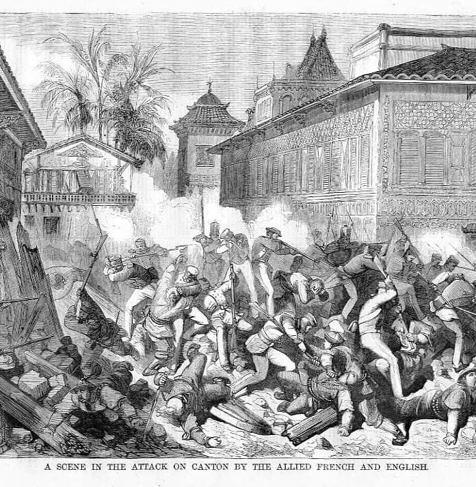 Opium Wars Broke the Middle Kingdom