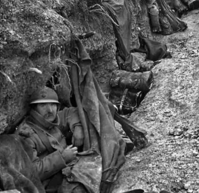 The Battle of Verdun During World War I