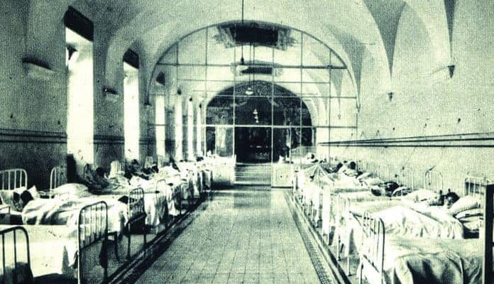 The Fake Disease Created to save Italian Jews in World War II