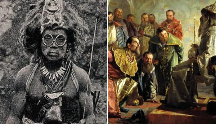 The Witch Doctor President and Other Horrific Rulers