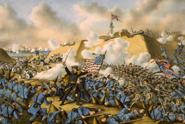 The Blockade Runners of the American Civil War