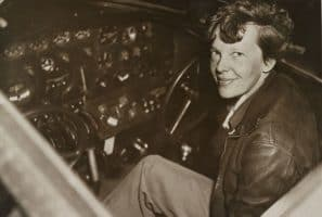 The Mystery Behind What Really Happened to Amelia Earhart