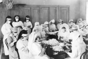 How the United States Dealt with the Spanish Flu of 1918